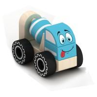 Дървена играчка за сглобяване – бетоновоз