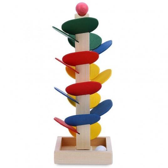 Кула с падащи топчета