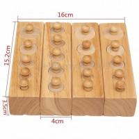 Дървени цилиндри