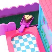 Детска кучешка колибка за игра