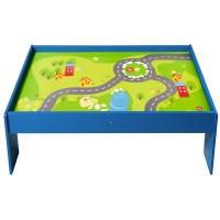 Детска дървена маса за игра