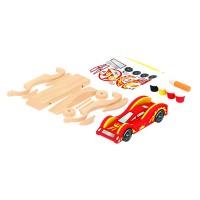 Направи си сам дървен състезателен автомобил