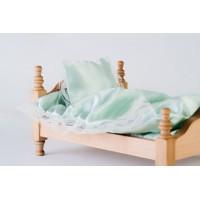 Дървено Легло за кукли