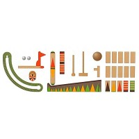 Конструктор ZIG & GO - 27 елемента