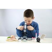 Микроскоп-30 експеримента
