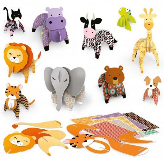 3D животни
