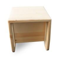 Дървено столче Монтесори
