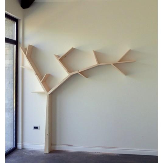 Дърво-библиотека Монтесори