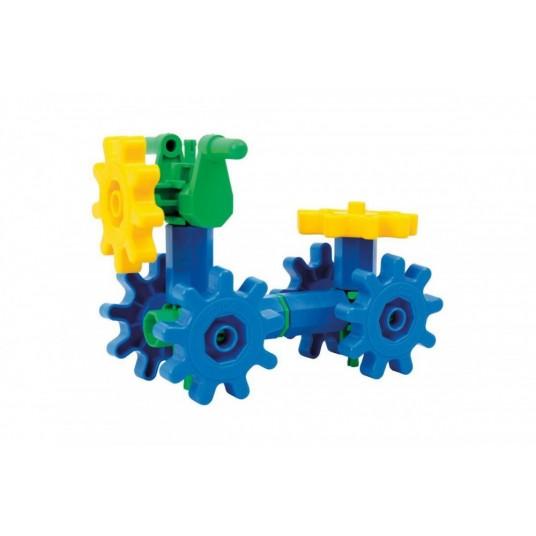 Конструктор със зъбни колела - KORBO 18 елемента