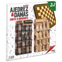 Шах и дама - 2в1