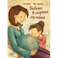 БЕБЕТО В КОРЕМА НА МАМА