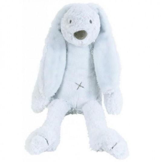 Зайчето Richie - синьо (38см)