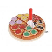 Дървена пица