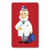 Смях карти с професиите